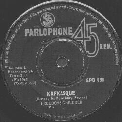 Kafkasque - Freedom's Children